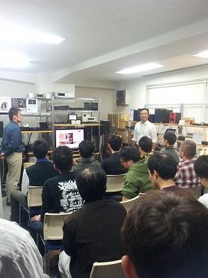 【2014.11.22】開催イベントにご参加頂いた皆さまへ御礼