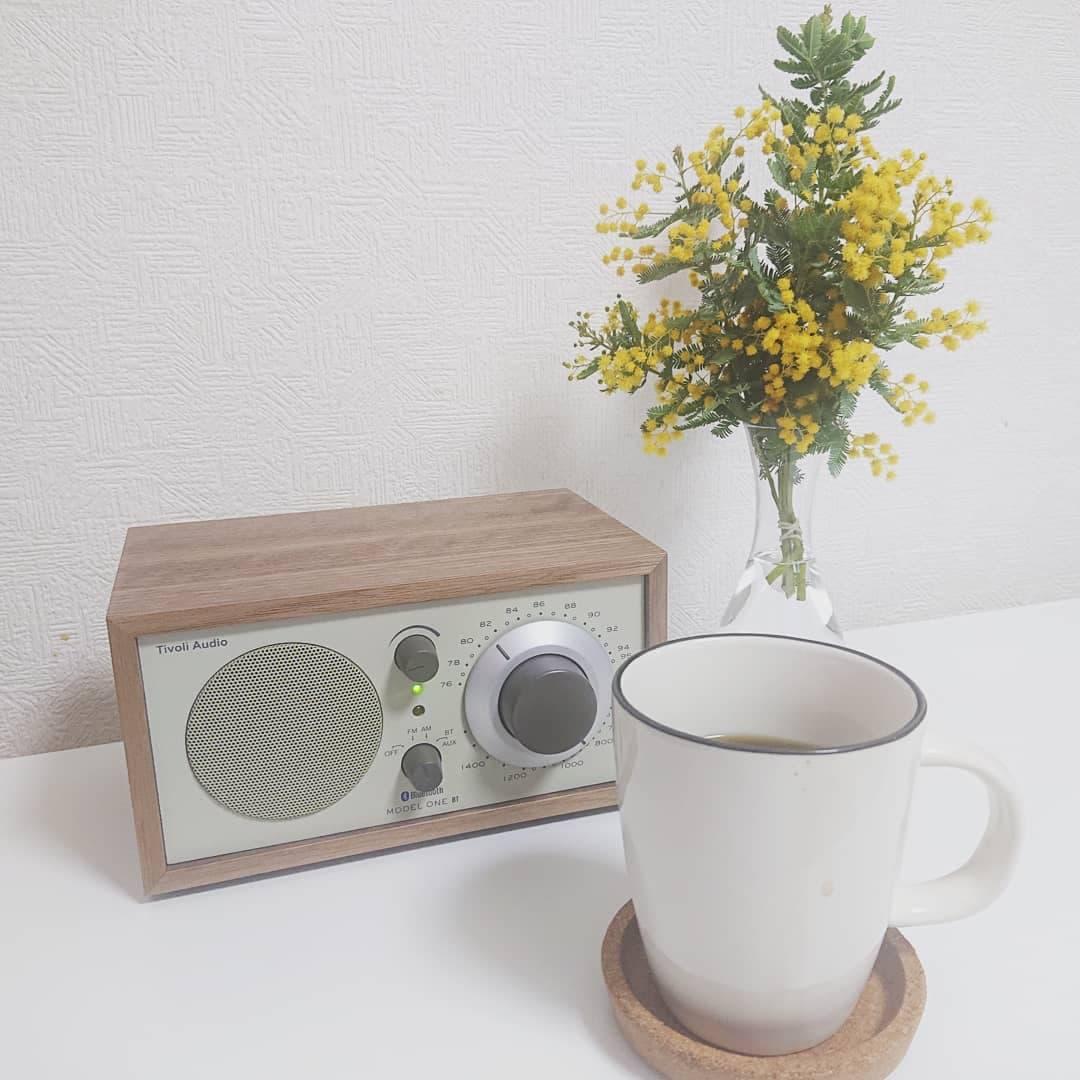朝のルーティンにひとつ作業が追加されました。FMラジオを流しっぱなしにすることです。